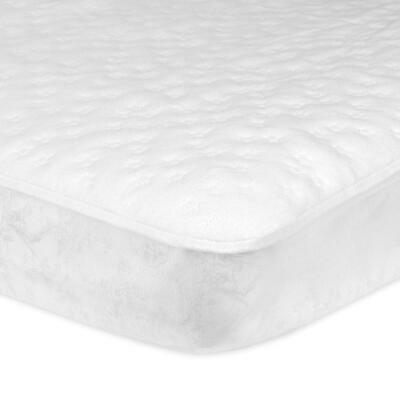 Gerber Quilted Fleece Fitted Crib Pad
