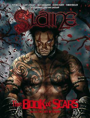 Slaine: The Book of Scars, Mills, Pat