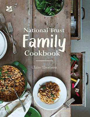 National Trust Family Cookbook, Thomson, Claire