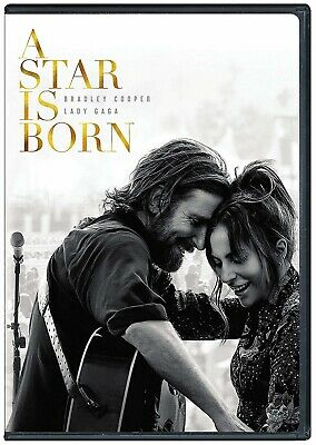 A Star Is Born Special Edition 2 Disc Set (DVD 2019) Brand New!