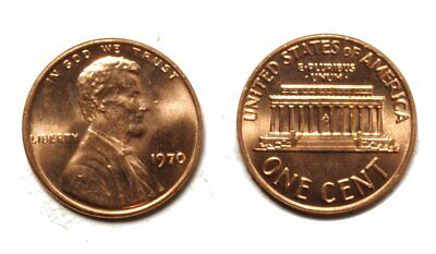 1970-P Lincoln Cent Double Die Obverse - CONECA DDO-002 Gem BU Red #162
