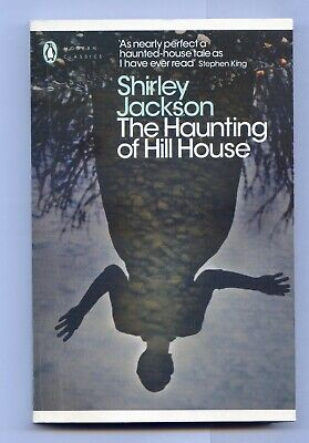 The Haunting of Hill House. Shirley Jackson PB