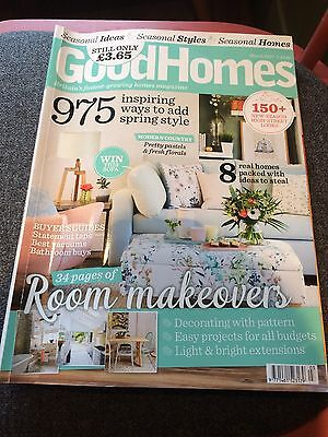 Good Homes house/lifestyle/interiors magazine, March 2017