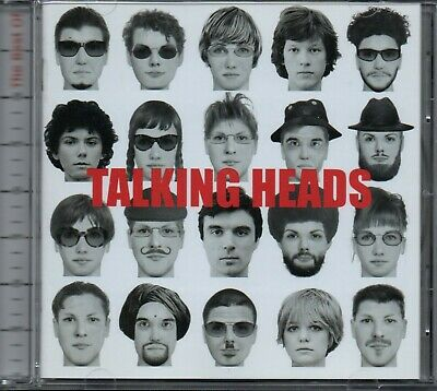 TALKING HEADS - The Best Of - CD Album *Hits**Collection* *Mint Condition*