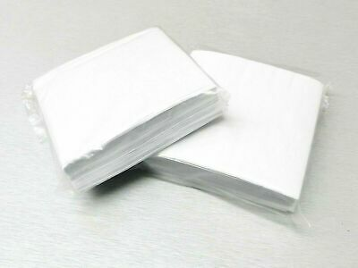 "Tissue Paper Anti Tarnish Jewelry Wrapping Sheets 4""x4"" Watchmaker Lint Free 4x4"