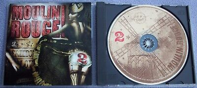 MOULIN ROUGE 2 Baz Luhrmann Original Soundtrack MODERN CLASSICAL DOWNTEMPO