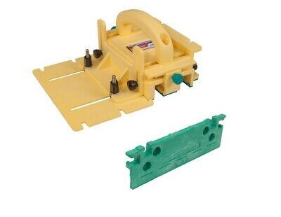 """Micro Jig Grr-Ripper Advanced 3D Pushblock & 1/8"""" Leg for Table Saw Safety"""