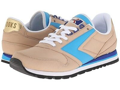 15069409225 Brooks Heritage Chariot Men s Classic Running Shoes Sneakers Gold NEW US 10  D