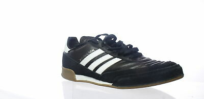 cheaper b9b6c 8a919 Adidas Mens Mundial Goal Black Indoor Soccer Shoes Size 10 (286189)