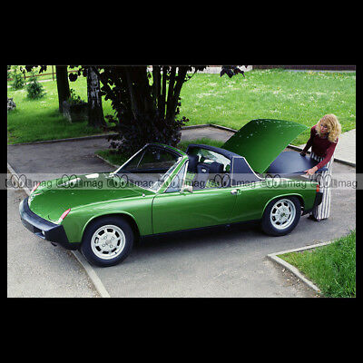 #pha.005906 Photo PORSCHE 914-6 1969 Car Auto