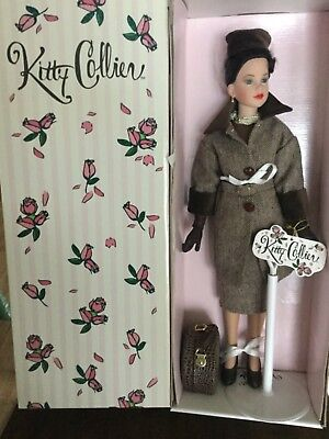 "Robert Tonner Exceptional 18"" Kitty First Class  Model 1950 Style MIB PERFECT"