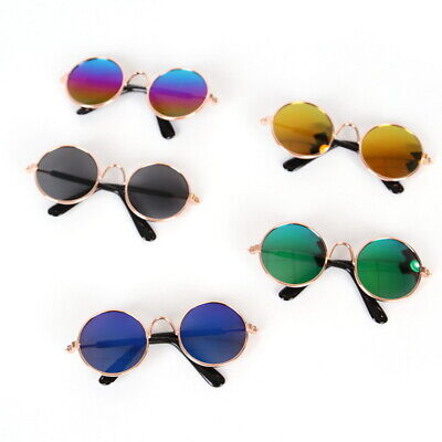 US Pet Sunglasses Black Cat Glasses Summer Wear Fashion Grooming Accessorie BY