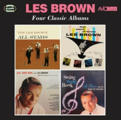 Four Classic Albums (The Les Brown All Stars / That Sound Of Reno...