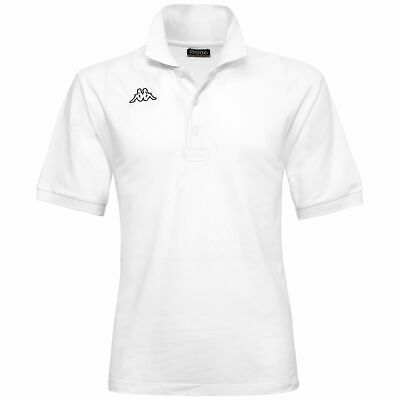 Kappa Polo Shirts Uomo LOGO SHARAS MSS Tennis sport Polo