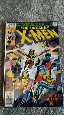 Marvel The Uncanny X-Men Comic Number 126 - October 1979 -  Original