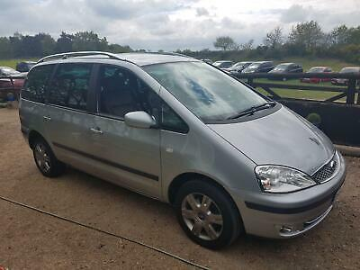 Ford Galaxy 1.9TDi ( 130ps ) 2006 Ghia full history only 62000 miles years mot