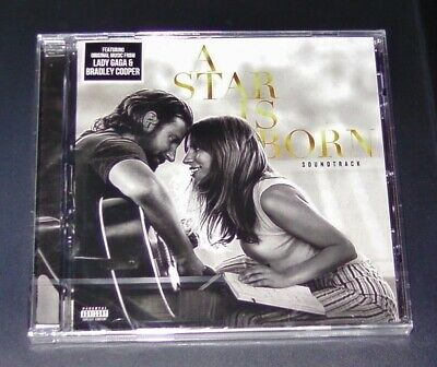 A Star Is Born Original Soundrack CD Schneller Shipping New & Original Package
