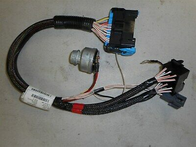 21570932 new genuine volvo mack ignition switch wiring harness