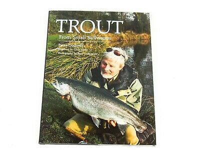 TROUT FROM SMALL STILLWATERS by Peter Cockwill - SIGNED COPY