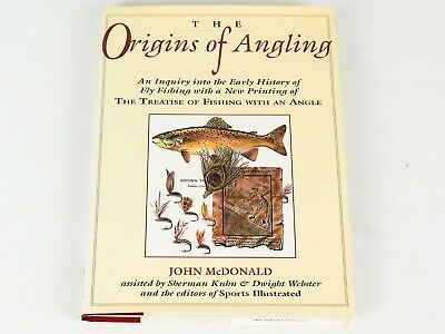 THE ORIGINS OF ANGLING by John McDonald