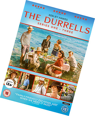 The Durrells - Series 1-3
