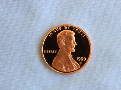 1999-S Lincoln Proof Cent Gem Cameo  Sharp!!