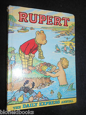 RUPERT ANNUAL 1975-1st - Children's Illustrated Stories/The Daily Express Annual