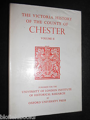 The Victoria History of Chester; Volume II - 1979-1st - Parliamentary/Government