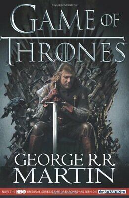 Game of Thrones (Song of Ice and Fire) New Paperback Book George R. R. Martin