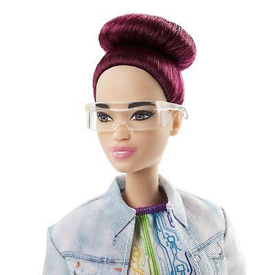 Barbie Robotics Engineer Doll Career of the Year 2018 Asian Pink Hair