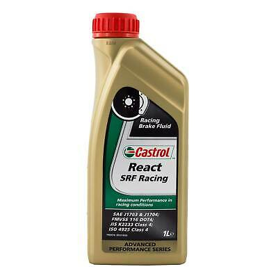 Castrol React SRF Dot 4 Racing Brake Fluid - 1 Litre