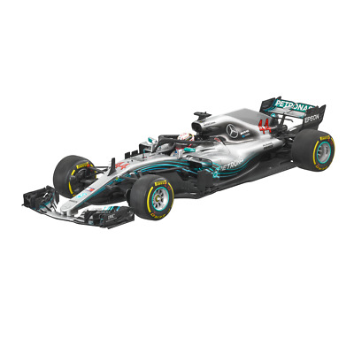 Mercedes Amg F1 W09 Eq Power+ Hamilton World Champion Weltmeister 2018 1/18 Neu