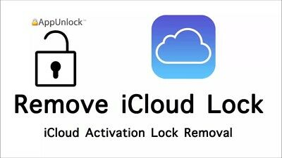 IPHONE IPAD IWATCH iCLOUD UNLOCK SERVICE APPLE ID REMOVAL