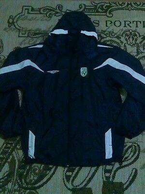 Ireland  training track top size L for men Umbro