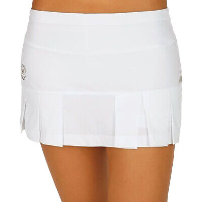 Babolat Womens Wimbledon Perfromance Tennis Fitness Training Sports Skirt Skort