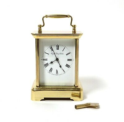 Antique Repeater Carriage Clock. USA, New Haven.