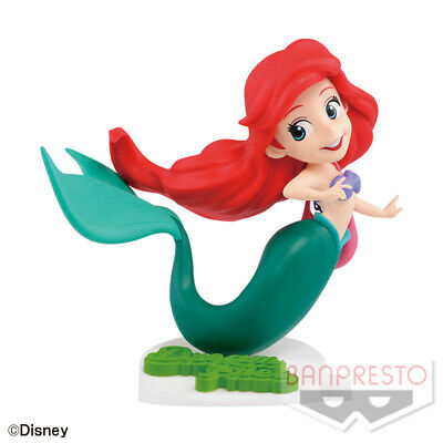 P Disney Characters Figure Resin Comic Princess Ariel Japan Banpresto F/S NEW