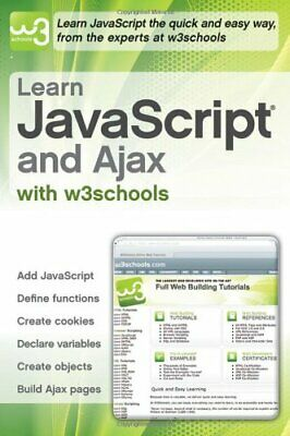 Learn JavaScript and Ajax with W3Schools,W3Schools