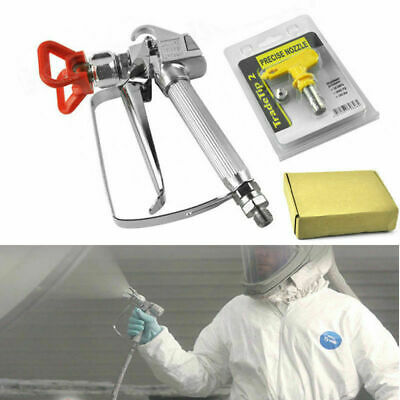 VAT Airless high pressure spray gun wall paint varnish glazes spray 3600PSI