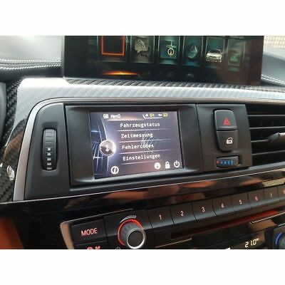 Daten Display für BMW 3er 4er F30 F80 inkl. M3/M4 AK-Motion Displaysystem