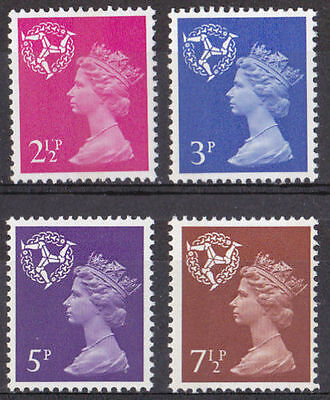 10 x GB 1971 Regionals Collection~Isle of Man~(40)~Unmounted Mint~UK Seller