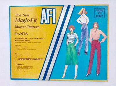 3 Rolls Vintage VELLUM Tracing Paper AFI Fashion Institute Magic Fit 8yds x 24/""