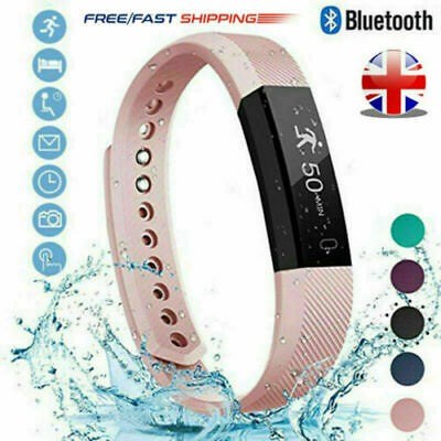 Smart Bluetooth Step Counter Activity Tracker Fitness Pedometer For Fit-Bit Band