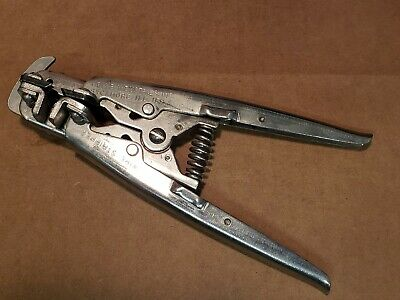 Holub Industries All Steel Wire Stripper 10, 12, 14, 16 & 18  Previously Owned