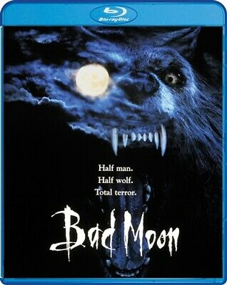 BAD MOON New Sealed Blu-ray Theatrical + Director's Editions