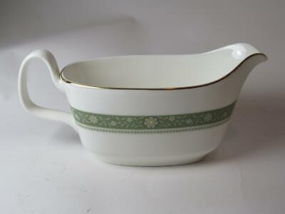 REPLACEMENT CHINA ROYAL DOULTON Gravy Boat RONDELAY H. 5004 Discontinued