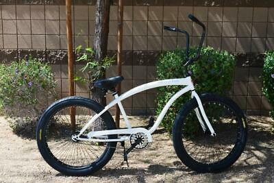 Demon Beach Cruiser XL 3.0 FAT TIRE ALUMINUM 26/' BURNING MAN