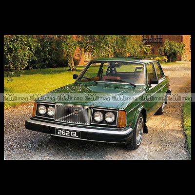 #pha.007882 Photo VOLVO 262 GL 1976-1977 Car Auto