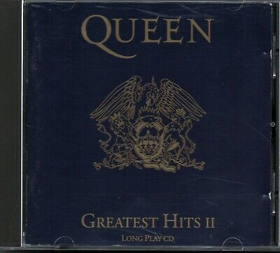 "QUEEN - Greatest Hits II (2) - CD Album *Best Of**Collection*""Singles*"