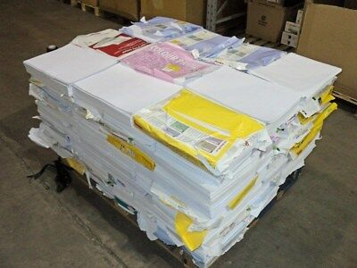 Job Lot 100 x Reams A3 Mixed White Office Copier Paper 80, 90, 100gsm F4MA